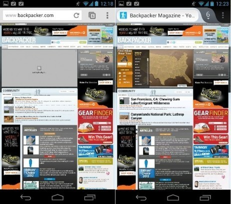 Better Browsing on Your Android Smartphone | Mobile IT | Scoop.it