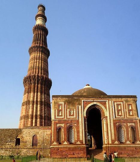Qutub Minar- The Altitudinous Minar of India | Heritage Sites in India | Scoop.it