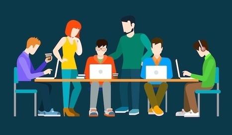 Jeune entreprise : le coworking est-il une bonne solution ? | Entrepreneuriat _ start-up | Scoop.it
