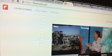 Yahoo and Google want to buy Flipboard to up their content game | Information Technology & Social Media News | Scoop.it