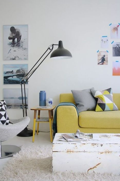 20 salones de estilo escandinavo - Hola   Compartimos Grupo DIEZMA, tarimas y parquets en Marbella   Sector Parquet   Scoop.it