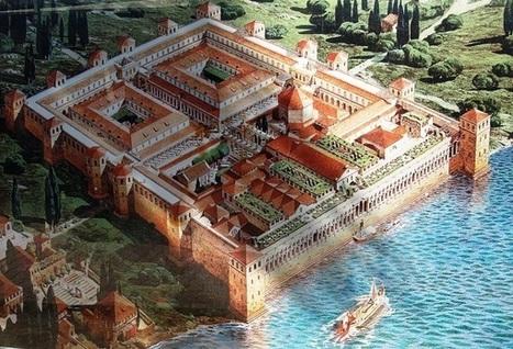 Palacio de Diocleciano | Arkiplus | Mundo Clásico | Scoop.it