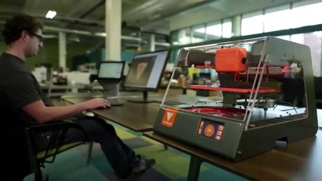 Voxel8: The World's First 3D Electronics Printer - YouTube | 3D and 4D PRINTING | Scoop.it