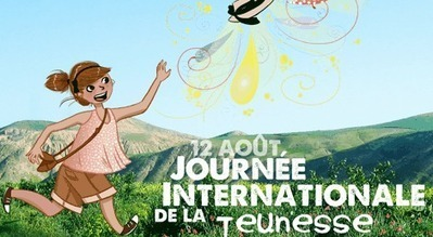 Le 12 Août, Journée Internationale de la Jeunesse | Journées mondiales et nationales | Scoop.it