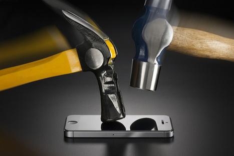 rhino shield impact resistant screen protector for iPhone | Ébène SOUNDJATA | Scoop.it