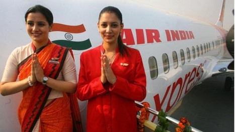 Air India cabin crew told they are 'too fat to fly' | Quite Interesting News | Scoop.it