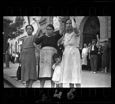 La valise mexicaine - Les négatifs retrouvés de la guerre civile espagnole | spanish civil war | Scoop.it