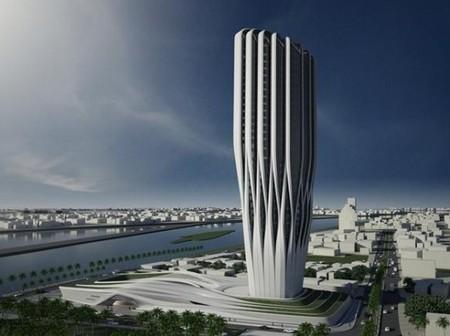 Zaha Hadid Chosen to Design Iraqi Parliament Building inBaghdad   Energy, Environment, Architecture   Scoop.it