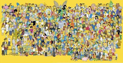 10 cose che (forse) non conosci dei Simpson | ToxNetLab's Blog | Scoop.it