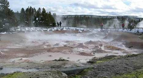 Hydrothermal Systems and How They Work - Yellowstone National Park (U.S. National Park Service) | Yellowstone National Park | Scoop.it
