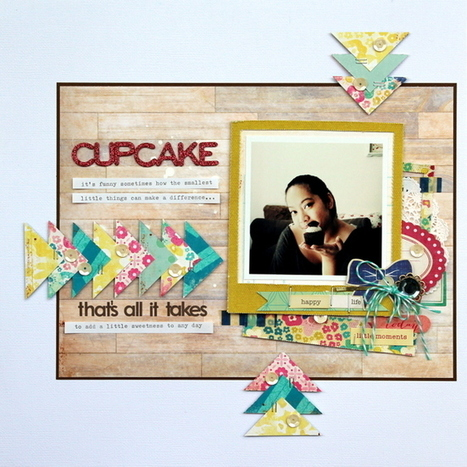 paper: pretty paper. true stories. {and scrapbooking classes with ... | Scrapbooking Newbie | Scoop.it