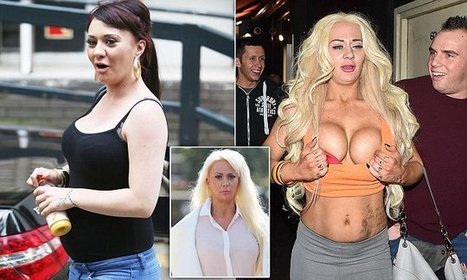 Tearful NHS boob job scrounger Josie Cunningham  'wants to be pretty' | Vloasis sex corner | Scoop.it