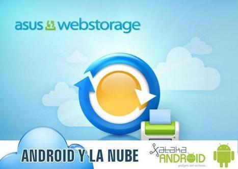 Android en la nube: Asus WebStorage   Recull diari   Scoop.it