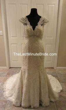 Allure Bridals Allure Couture C207 Size 12   Wedding Dresses   wedding  and event   Scoop.it