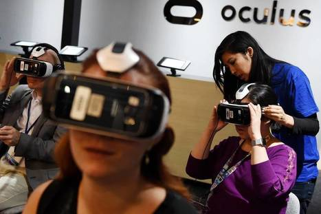 Oculus Lines Up More Virtual-Reality Content | Wearable Devices | Scoop.it