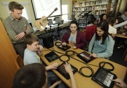 A Powerful Way To Use Music (And iPads) In The Classroom - Edudemic | iPad classroom | Scoop.it