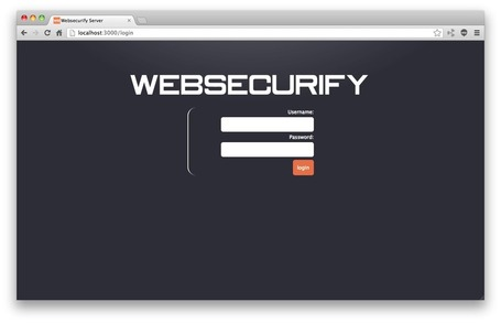 Blast From The Past: Websecurify For Node.js | javascript.js | Scoop.it