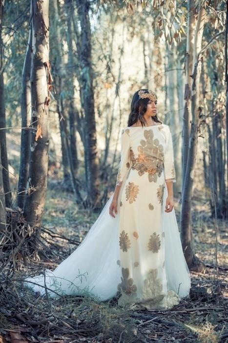 Novias Bohemias por Matilde Cano | Wedsiting Blog, tu web de boda gratis. Ideas para bodas | Pasarela de Moda | Scoop.it