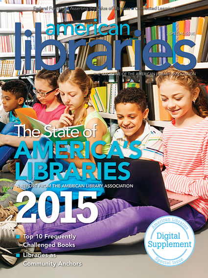 State of America's Libraries Report 2015 | News and Press Center | Beyond the Stacks | Scoop.it
