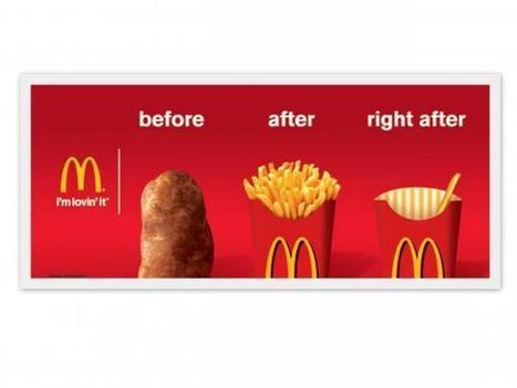"Mcdonald's French Fries: ""French Fries"" Print Ad  by Leo Burnett/arc Worldwide | Aspect 1-Marketing | Scoop.it"
