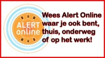 Campagne 'Alert Online 2016': initiatief overheid, bedrijfsleven, onderwijs en wetenschap | Edu-Curator | Scoop.it