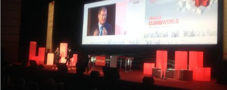 Oracle met plein cap sur le cloud - InformatiqueNews | La relation client dans les nuages | Scoop.it