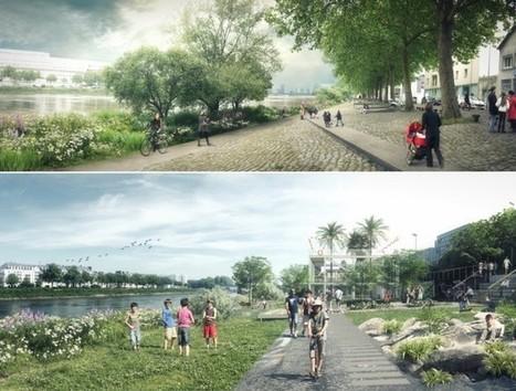 Ile de Nantes: une intervention frugale pour des bords de Loire généreux - Projets | Transition Cities - L'impossible n'est que temporaire | Scoop.it