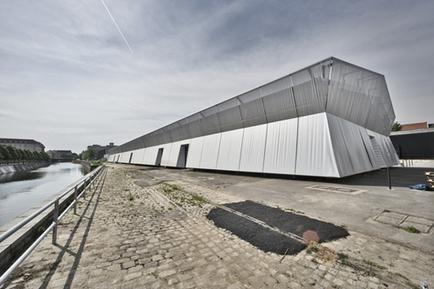 Halle am Wasser Art Centre: a self-sufficient urban complex in Berlin | sustainable architecture | Scoop.it