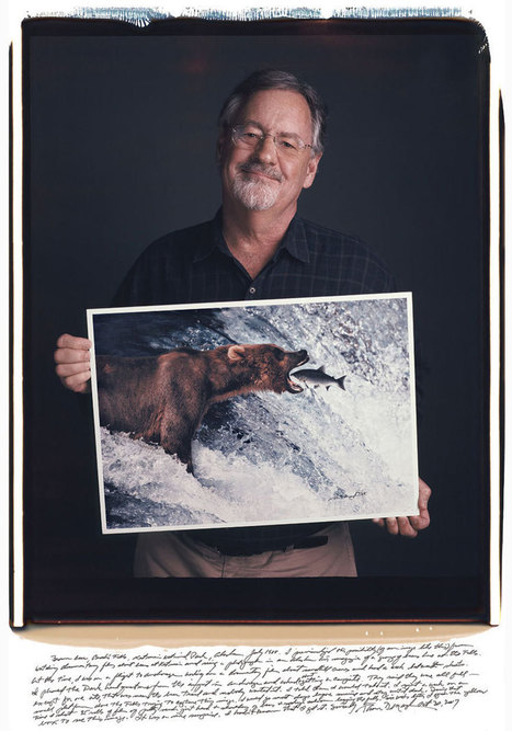 Famous Photographers Pose Behind Their Iconic Images | PréoccuPassions | Scoop.it
