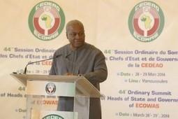 Cedeao : Obstacles à l'intégration commerciale, Mahama déplore le protectionnisme du Nigeria | Toute l'actualité économique africaine en continu | Scoop.it