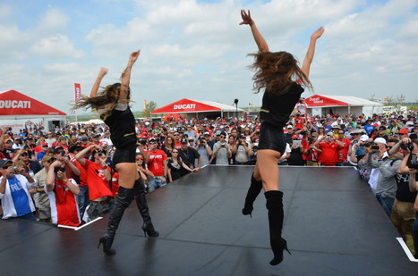 Ducati Island Is Back - Circuit Of The Americas 2015 | Ductalk Ducati News | Scoop.it