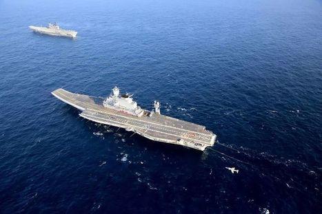 L'Inde veut reconvertir un porte-avions en hôtel de luxe | Entreprendre autrement | Scoop.it
