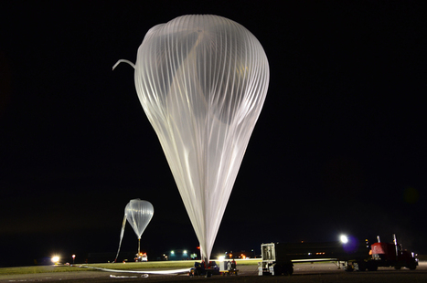 From the Classroom to the Stratosphere: A First in Canada | More Commercial Space News | Scoop.it
