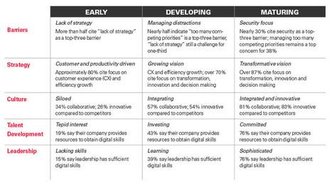 Strategy, not Technology, Drives Digital Transformation | MKTG Digital - RHR | Scoop.it