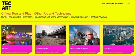CULTUURARCHITECT TREEDT TOE BIJ TEC ART ROTTERDAM ALS PROJECTMANAGER SPONSORING | innovation and diversity | Scoop.it