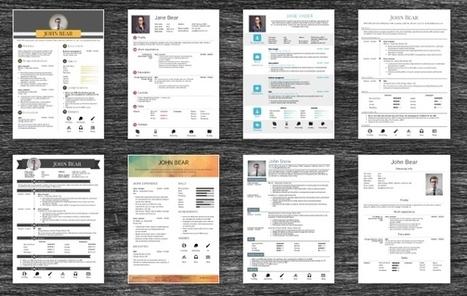 Kickresume. Créer un Cv en ligne en quelques minutes - Les Outils du Web | Les outils du Web 2.0 | Scoop.it