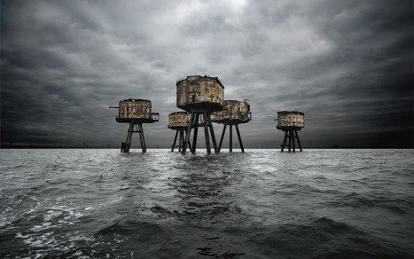 Strange and surreal abandoned places | Photo Gallery | Modern Ruins | Scoop.it