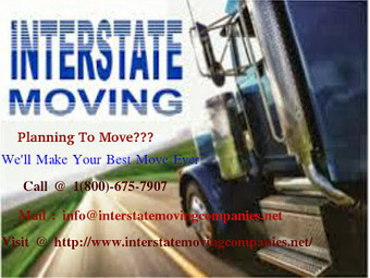 Benefits Of Interstate Moving Companies   Choose A Trusted Interstate Movers   Scoop.it