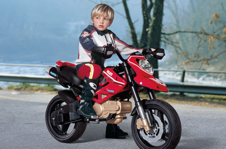 Peg Perego Official Website | Toys | Ducati Hypermotard | Ductalk | Scoop.it