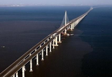 Les 10 ponts les plus longs du monde | Immobilier | Scoop.it