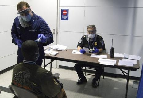 US to funnel travelers from Ebola-hit region through five airports - Reuters | CLOVER ENTERPRISES ''THE ENTERTAINMENT OF CHOICE'' | Scoop.it