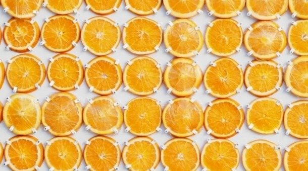 Glad's Billboard Made of Oranges Is Honored Among the Year's Freshest Advertising | Small Business On The Web | Scoop.it