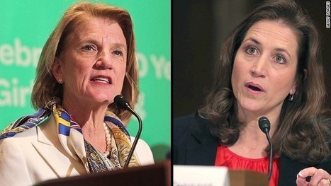 Senate balance of power could shift on women candidates | Jesus Navarro Current Events | Scoop.it