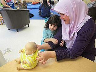 Kids, parents thrive at Brampton neighbourhood centre - Brampton Guardian | Community Environment Education Play | Scoop.it