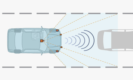 Drivers Love the Tech That'll Soon Power Self-Driving Cars | WIRED | CRAKKS | Scoop.it
