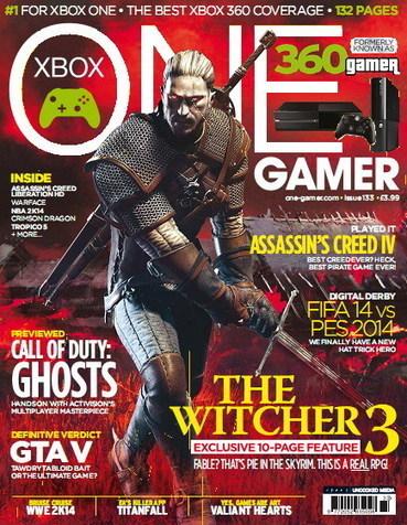 Get, Read, Simple: Xbox One Gamer - Issue 133 | freepubtopia | Scoop.it