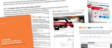 Livre Blanc : La Timeline : nouvelle approche marketing | Les Livres Blancs d'un webmaster éditorial | Scoop.it