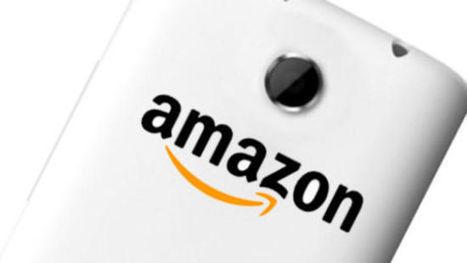 Amazon prépare un smartphone Android de 4,7 pouces | Geeks | Scoop.it