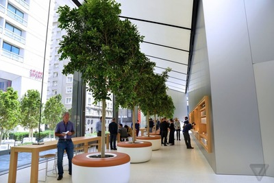 Apple just revealed the future of its retail stores | Mobile World | Scoop.it