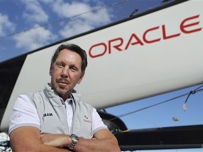 Poor Larry Ellison: No One Will Sell Him An NBA Team | ten Hagen on Cloud Computing | Scoop.it